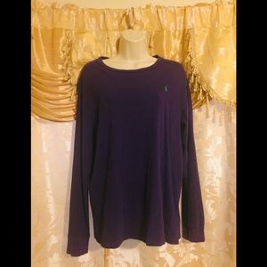 Ralph Lauren long sleeve shirt Plus Size